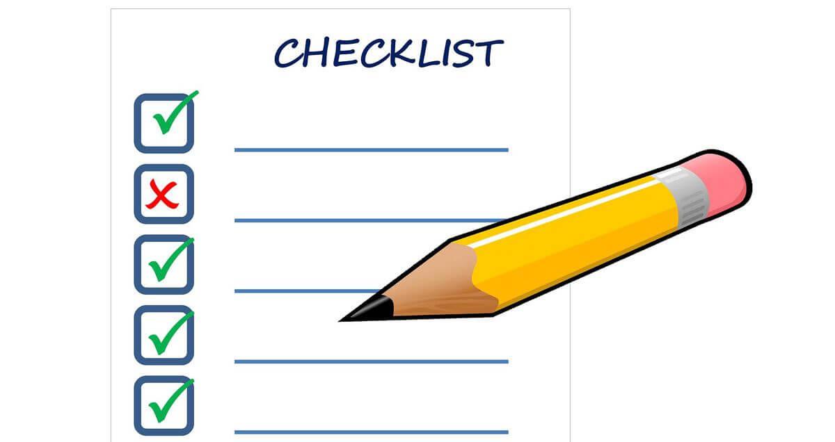 Handige Checklist Zwangerschap